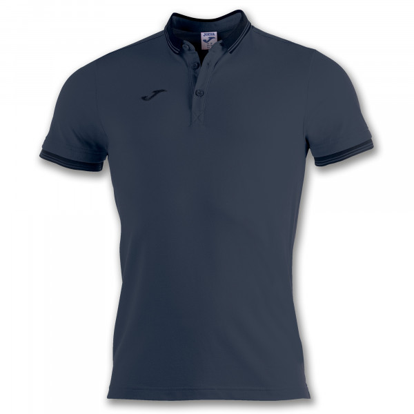 Joma Polo Shirt CREW II Manica Corta 100679.353